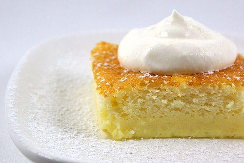 cách làm bánh pudding chanh tươi 2