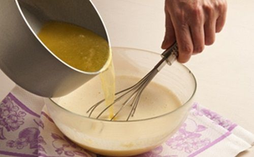 cách làm bánh pudding chanh tươi 6