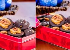 cách làm bánh quy socola hình con rùa 3