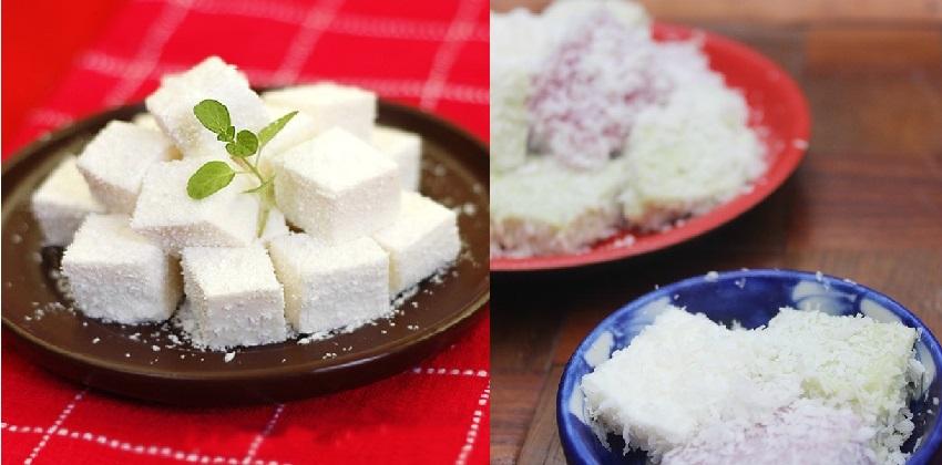 Cách làm bánh tuyết mềm mịn thơm ngon giải nhiệt mùa hè