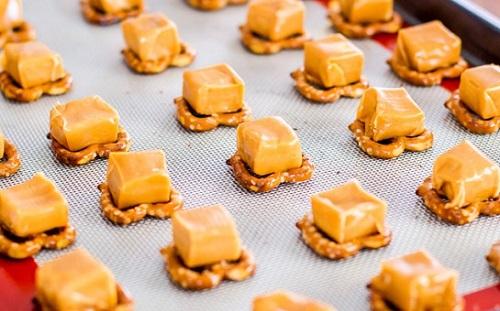 Ngộ nghĩnh bánh quy socola hình con rùa cho mùa Giáng sinh