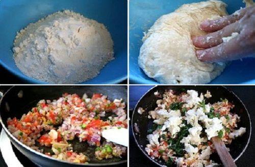 Cách làm pizza que 1