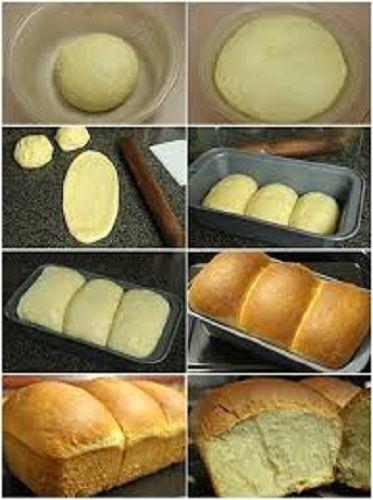 công thức bánh mỳ ngọt cơ bản 2 công thức bánh mỳ ngọt cơ bản Công thức bánh mỳ ngọt cơ bản cho các bạn mới bắt đầu cong thuc banh my ngot co ban cho cac ban moi bat dau 2