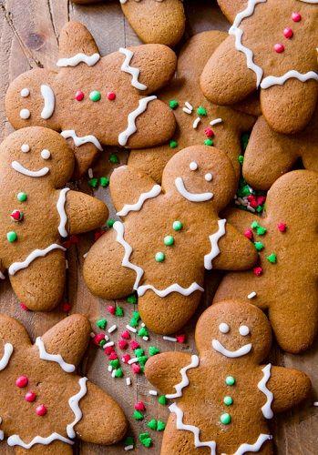 Công thức bánh quy gừng ấm áp cho ngày lễ Giáng sinh thêm thú vị