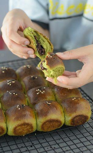 cách làm bánh mỳ trà xanh 4 cách làm bánh mỳ trà xanh Độc đáo với cách làm bánh mỳ trà xanh ngon khó cưỡng doc dao voi cach lam banh my tra xanh ngon kho cuong 4