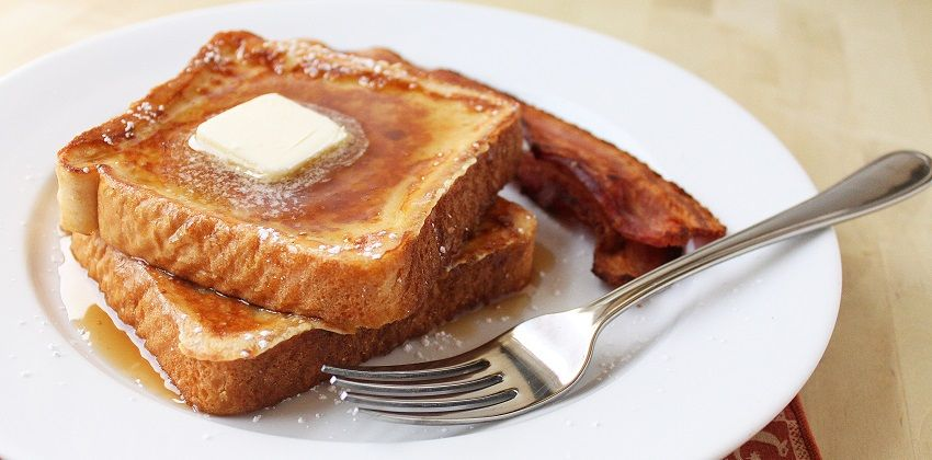 công thức bánh mỳ chiên trứng sữa 5 công thức bánh mỳ chiên trứng sữa Tận dụng bánh mỳ thừa với công thức bánh mỳ chiên trứng sữa siêu dễ tan dung banh my thua voi cong thuc banh my chien trung sua sieu de 5