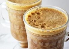 cách pha cà phê sữa chuối 5