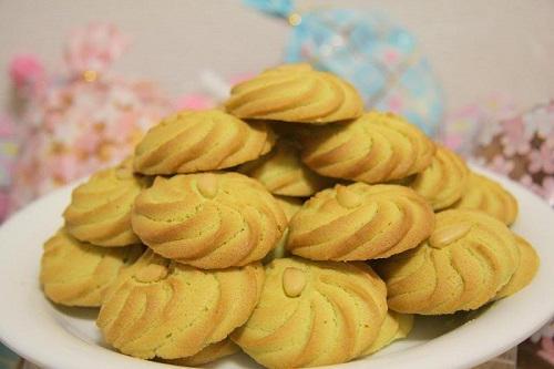bí quyết làm bánh quy tết 1