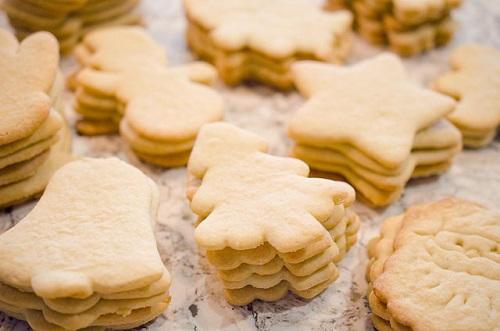 bí quyết làm bánh quy tết 2
