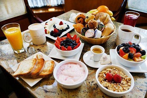 bữa sáng nhanh gọn và đủ dinh dưỡng 6 bữa sáng nhanh gọn và đủ dinh dưỡng Bí quyết giúp bạn có một bữa sáng nhanh gọn đầy dinh dưỡng bua sang nhanh gon va du dinh duong cho suc khoe 8
