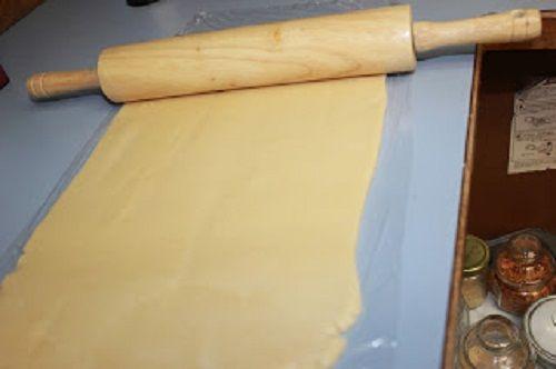 cách làm bánh Pinwheel Cookies 3