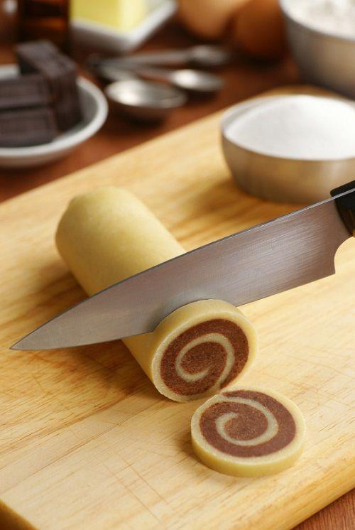 cách làm bánh Pinwheel Cookies 5