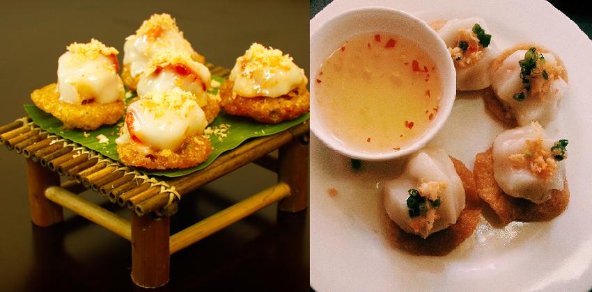 Bánh ram ít dẻo thơm đậm đà hương vị xứ Huế