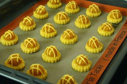 cách làm bánh tart dứa 6 cách làm bánh tart dứa Bánh tart dứa truyền thống ngon mê mẩn đón năm mới cach lam banh tart dua thom ngon hap dan don tet ve 5
