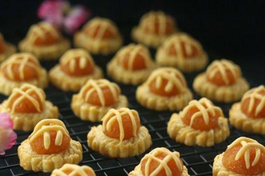 cách làm bánh tart dứa 7 cách làm bánh tart dứa Bánh tart dứa truyền thống ngon mê mẩn đón năm mới cach lam banh tart dua thom ngon hap dan don tet ve 6