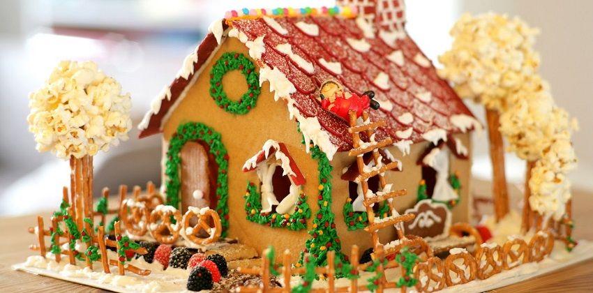 cách làm ngôi nhà bánh gừng 9 cách làm ngôi nhà bánh gừng Bánh nhà gừng lung linh tuyệt đẹp cho bé chào đón Giáng sinh cach lam ngoi nha banh gung xinh yeu cho danh tang be 10