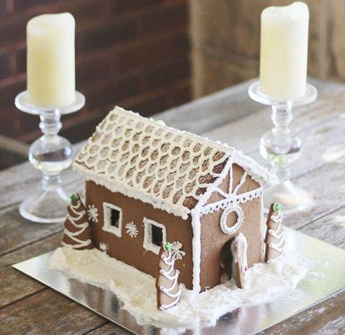 cách làm ngôi nhà bánh gừng 8 cách làm ngôi nhà bánh gừng Bánh nhà gừng lung linh tuyệt đẹp cho bé chào đón Giáng sinh cach lam ngoi nha banh gung xinh yeu cho danh tang be 9