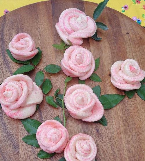 cách làm bánh bao hoa hồng 4 cách làm bánh bao hoa hồng Đẹp mê mẩn với cách làm bánh bao hoa hồng siêu xinh đón Tết dep me man voi cach lam banh bao hoa hong sieu xinh don tet 4