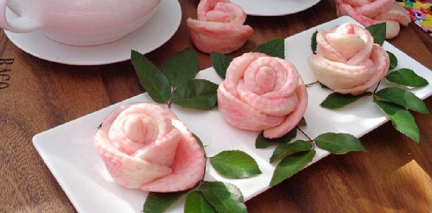 cách làm bánh bao hoa hồng 5 cách làm bánh bao hoa hồng Đẹp mê mẩn với cách làm bánh bao hoa hồng siêu xinh đón Tết dep me man voi cach lam banh bao hoa hong sieu xinh don tet 5