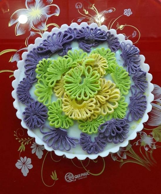 cách làm mứt dừa hoa cúc cách làm mứt dừa hoa cúc Độc đáo với cách làm mứt dừa hoa cúc cho ngày Tết thêm rực rỡ mut dua hoa cuc 2