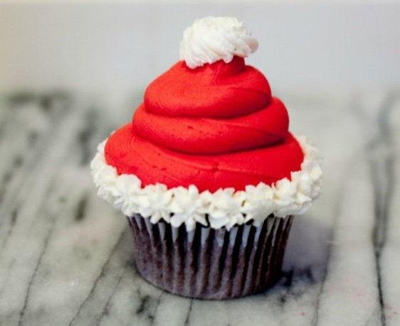 những mẫu cupcake giáng sinh 2 những mẫu cupcake giáng sinh Những mẫu cupcake Giáng sinh đẹp mê ly không thể bỏ qua (phần 1) nhung mau cupcake giang sinh dep me ly khong the bo qua phan 1 2