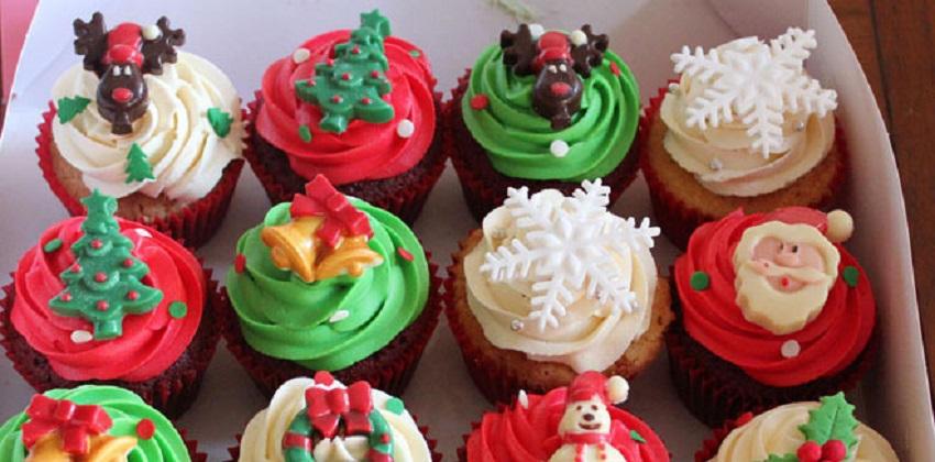 Những mẫu cupcake Giáng sinh đẹp mê ly không thể bỏ qua (phần 1)