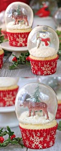 những mẫu cupcake giáng sinh 3 những mẫu cupcake giáng sinh Những mẫu cupcake Giáng sinh đẹp mê ly không thể bỏ qua (phần 2) nhung mau cupcake giang sinh dep me ly khong the bo qua phan 2 3