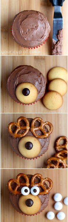 những mẫu cupcake giáng sinh 5 những mẫu cupcake giáng sinh Những mẫu cupcake Giáng sinh đẹp mê ly không thể bỏ qua (phần 2) nhung mau cupcake giang sinh dep me ly khong the bo qua phan 2 5