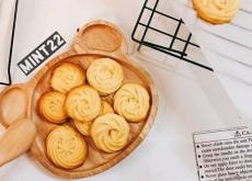 cách làm bánh quy phô mai 5