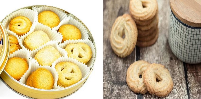 cách làm bánh quy bơ Danisa 7 cách làm bánh quy bơ danisa Trổ tài làm bánh quy bơ Danisa ngon như ngoài hàng sẵn sàng đón Tết cach lam banh quy bo danisa thom ngon nhu ngoai hang 7
