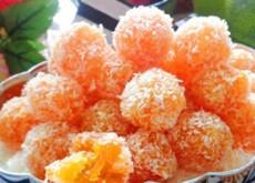 cách làm kẹo cam cà rốt 5