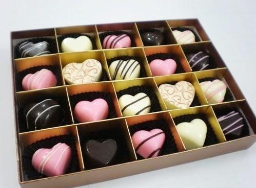 những dòng socola handmade cực dễ làm6 những dòng socola handmade cực dễ làm Tổng hợp những loại socola handmade cực dễ làm cho mùa Valentine nhung dong socola handmade cuc de lam cho mua valentine 6