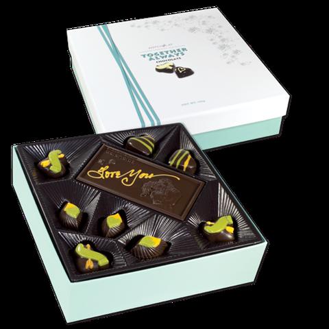 Tổng hợp các mẫu socola Valentine hot nhất 2017