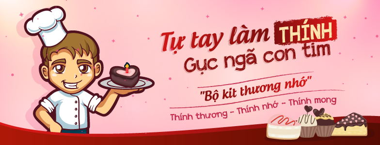 Mê mẩn với cách làm chocolate nhân siro dâu tuyệt đẹp cho Valentine
