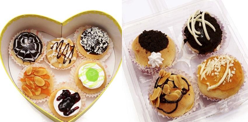 cách làm bánh su kem Singapore 9 cách làm bánh su kem Singapore Bánh su kem Singapore ngọt ngào dành tặng người phụ nữ bạn yêu thương cach lam banh su kem singapore nho xinh ngot ngao 9