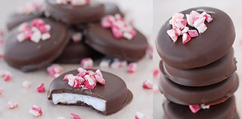 cách làm dâu nhúng socola Mê mẩn với cách làm dâu nhúng socola tặng người ấy Valentine cach lam keo socola nhan bac ha cuc ngon cho valentine 11 768x379