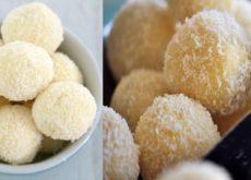 cách làm socola truffle chanh dừa 3