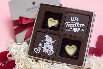cách phân biệt socola chất lượng Cách phân biệt socola chất lượng đơn giản nhất gui loi yeu thuong nhan dip valentine cung dart chocolate