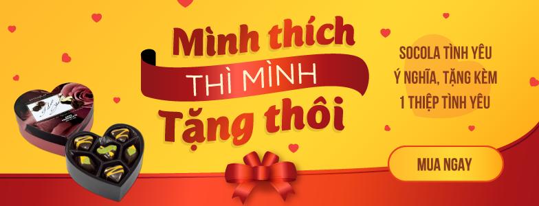 hop qua tang socola