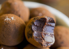 cách làm truffle caramen 4