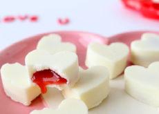 cách làm chocolate nhân siro dâu 6