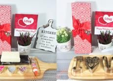 """cách làm socola handmade cách làm socola handmade Hướng dẫn làm socola handmade chữ """"I LOVE U"""" tỏ tình Valentine th  nh y  u 4 230x165"""