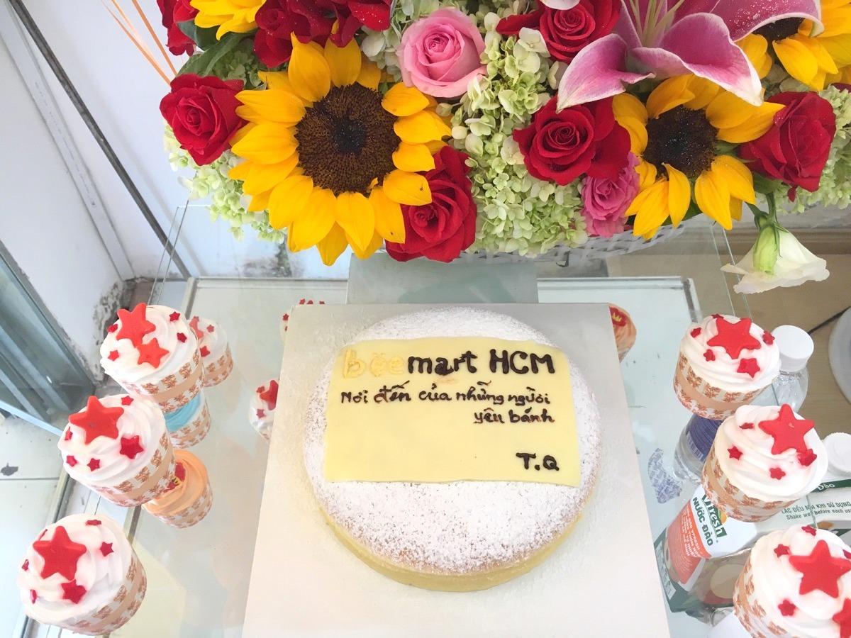 khai trương cửa hàng đồ làm bánh  Beemart ra mắt cửa hàng thứ 4, chính thức Nam tiến sau 2 năm thành lập IMG 5731
