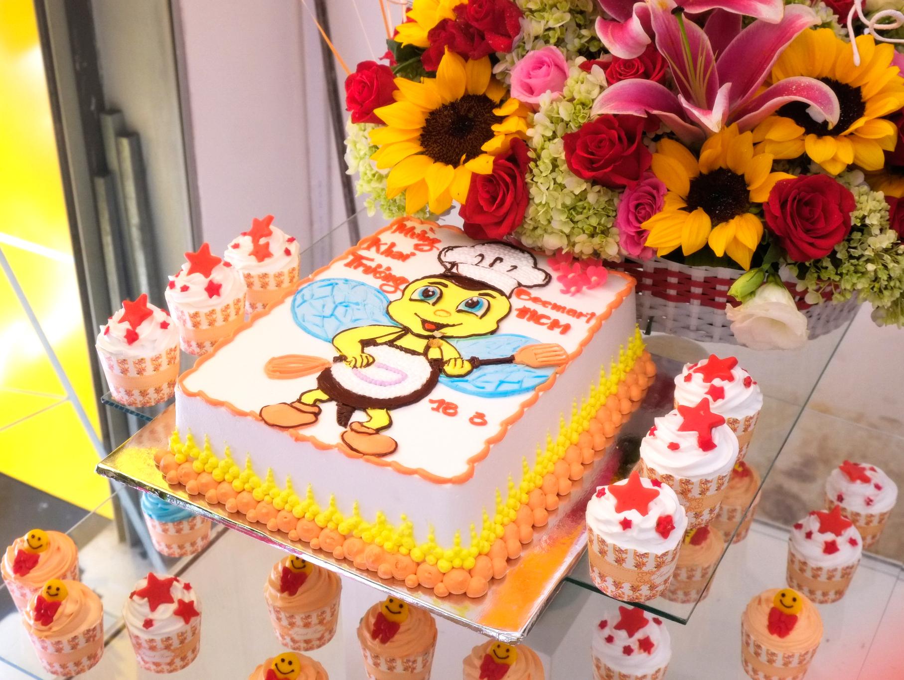 cửa hàng đồ làm bánh tại tp.hcm  Beemart ra mắt cửa hàng thứ 4, chính thức Nam tiến sau 2 năm thành lập anh 18