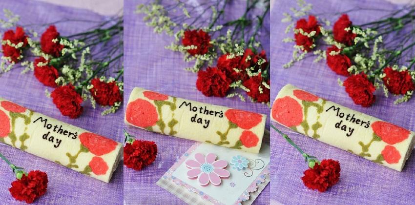 cách làm bánh bông lan cuộn hoa cẩm chướng 7 cách làm bánh bông lan cuộn hoa cẩm chướng Cách làm bánh bông lan cuộn hoa cẩm chướng cho ngày của mẹ cach lam banh bong lan cuon hoa cam chuong cho ngay cua me 7