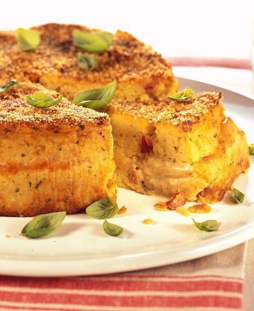 cách làm bánh gato khoai tây 9 cách làm bánh gato khoai tây Bánh gato khoai tây nhân phomai thịt nguội cực lạ cực ngon tại nhà cach lam banh gato khoai tay cuc la cuc ngon tai nha 10