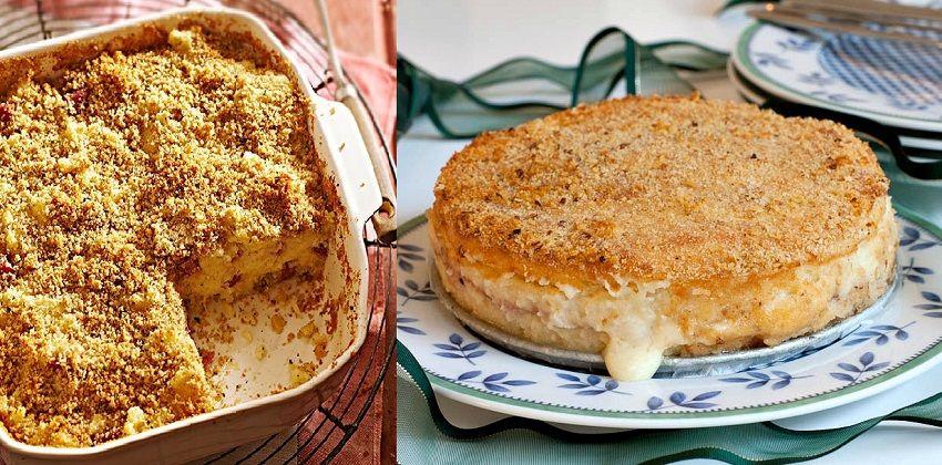 cách làm bánh gato khoai tây 8 cách làm bánh gato khoai tây Bánh gato khoai tây nhân phomai thịt nguội cực lạ cực ngon tại nhà cach lam banh gato khoai tay cuc la cuc ngon tai nha 9