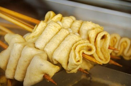 cách làm chả cá xiên Hàn Quốc 3 cách làm chả cá xiên Hàn Quốc Cách làm bánh chả cá xiên Hàn Quốc cực ngon cả nhà thích mê cach lam cha ca xien han quoc sieu ngon nhu phim han 3