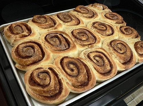 cách làm món bánh bông lan quế 14 cách làm bánh bông lan quế Cách làm bánh bông lan quế thơm lừng cả nhà thích mê cach lam mon banh bong lan que thom lung ca nha thich me 15