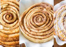 cách làm món bánh bông lan quế 15